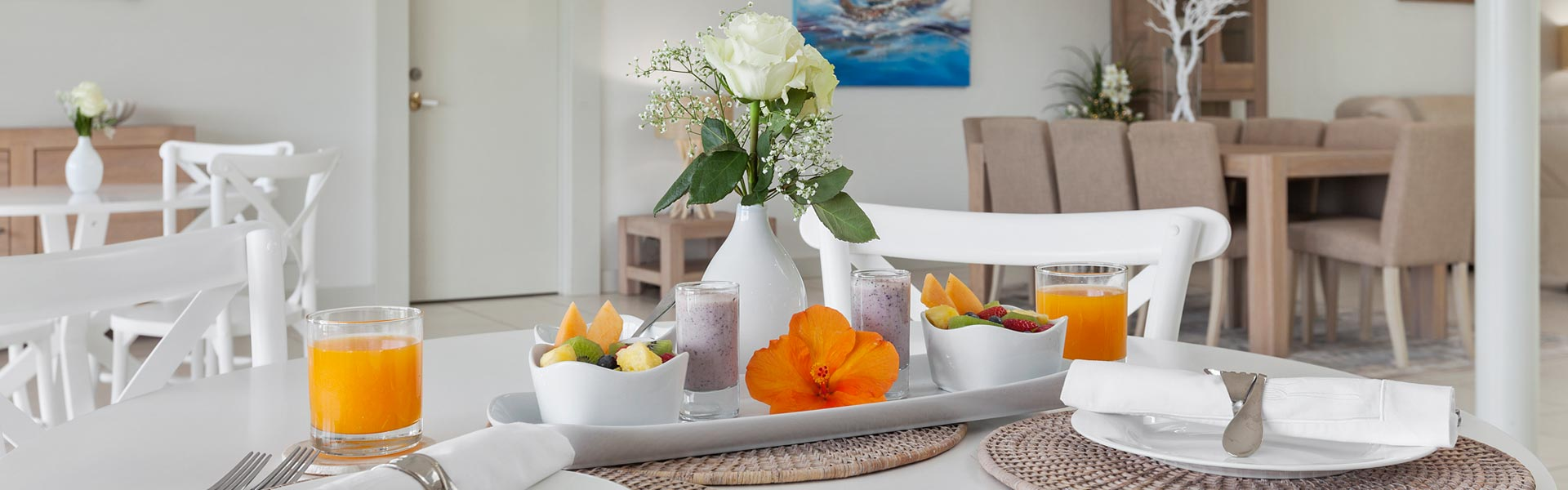 Luxury Accommodation Montville Guest Breakfast