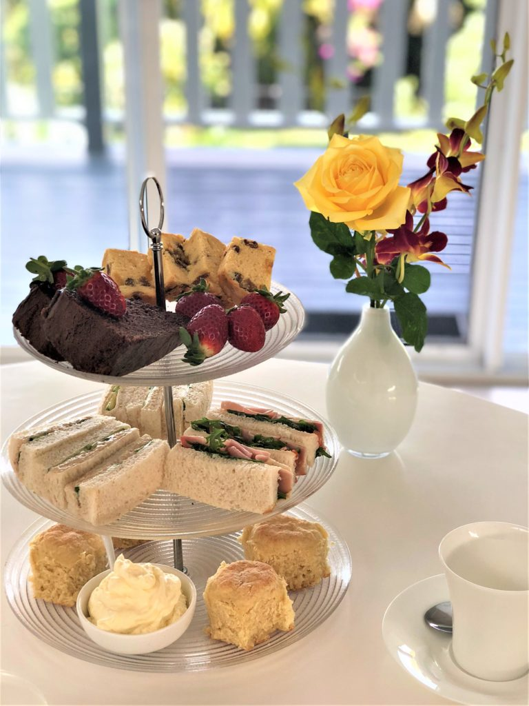 Free Afternoon Tea Luxury Accommodation at Montvile Guest Afternoon Tea