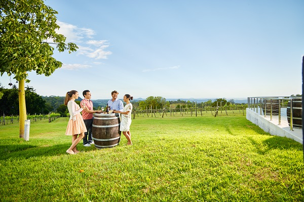 Enjoy our Wineries