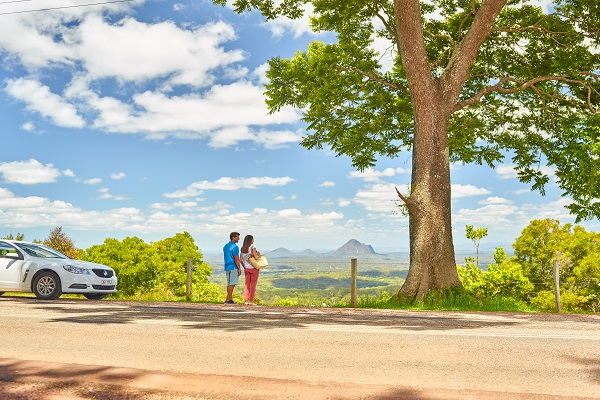 Enjoy The Glasshouse Mountains