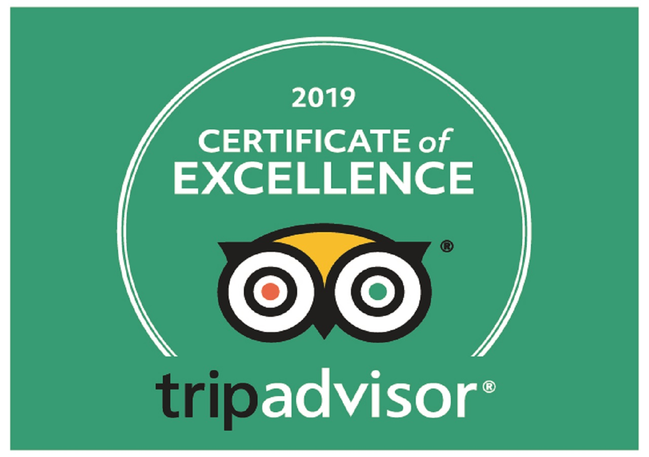 Luxury 5 Star Accommodation Montville TripAdvisor Certificate of Excellence